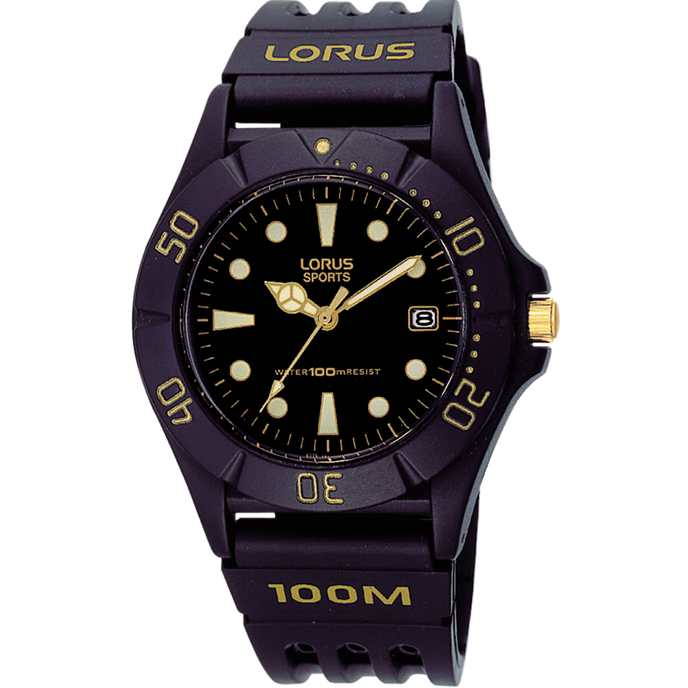 Lorus RXD67AX-9 Mens Watch