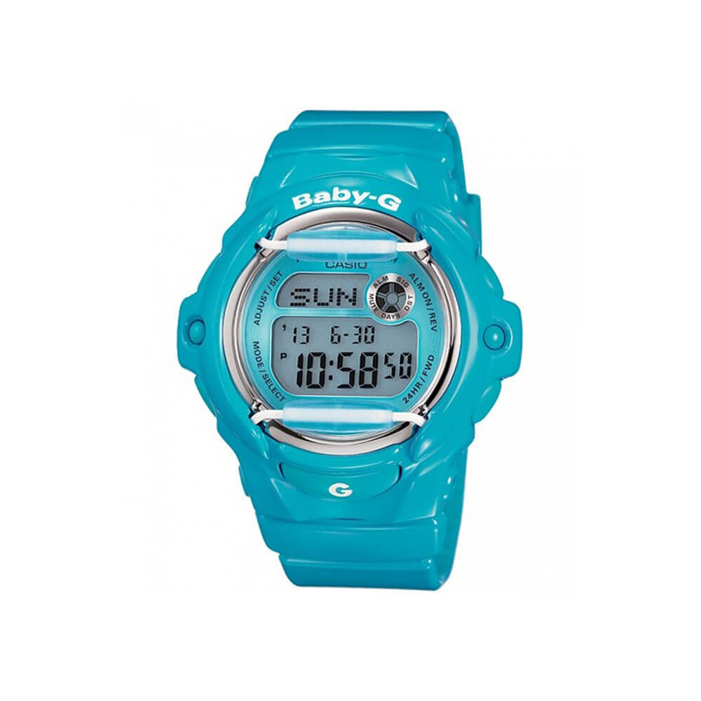 Casio BG169R-2B Baby-G Womens Watch