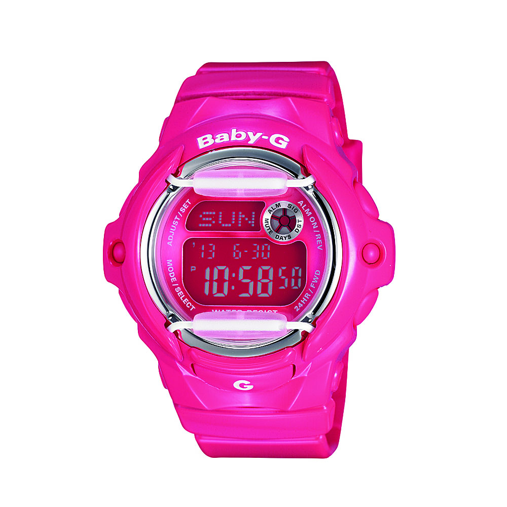 Casio BG169R-4B Baby-G Womens Watch