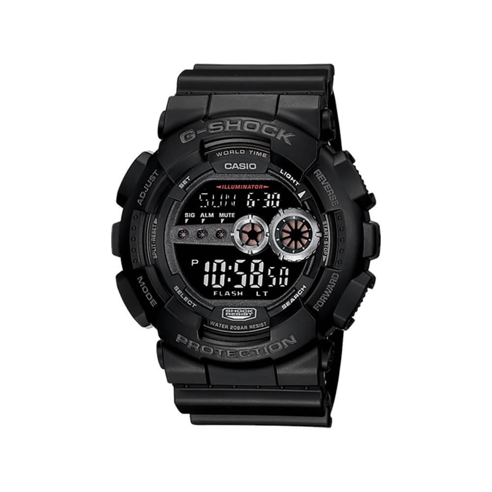 Casio GD100-1B G-Shock Mens Watch