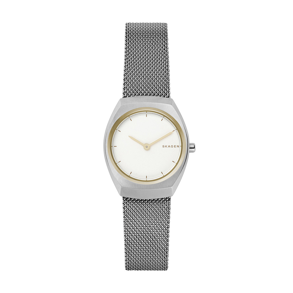Skagen SKW2654 'Asta' Stainless Steel Mesh Ladies Watch