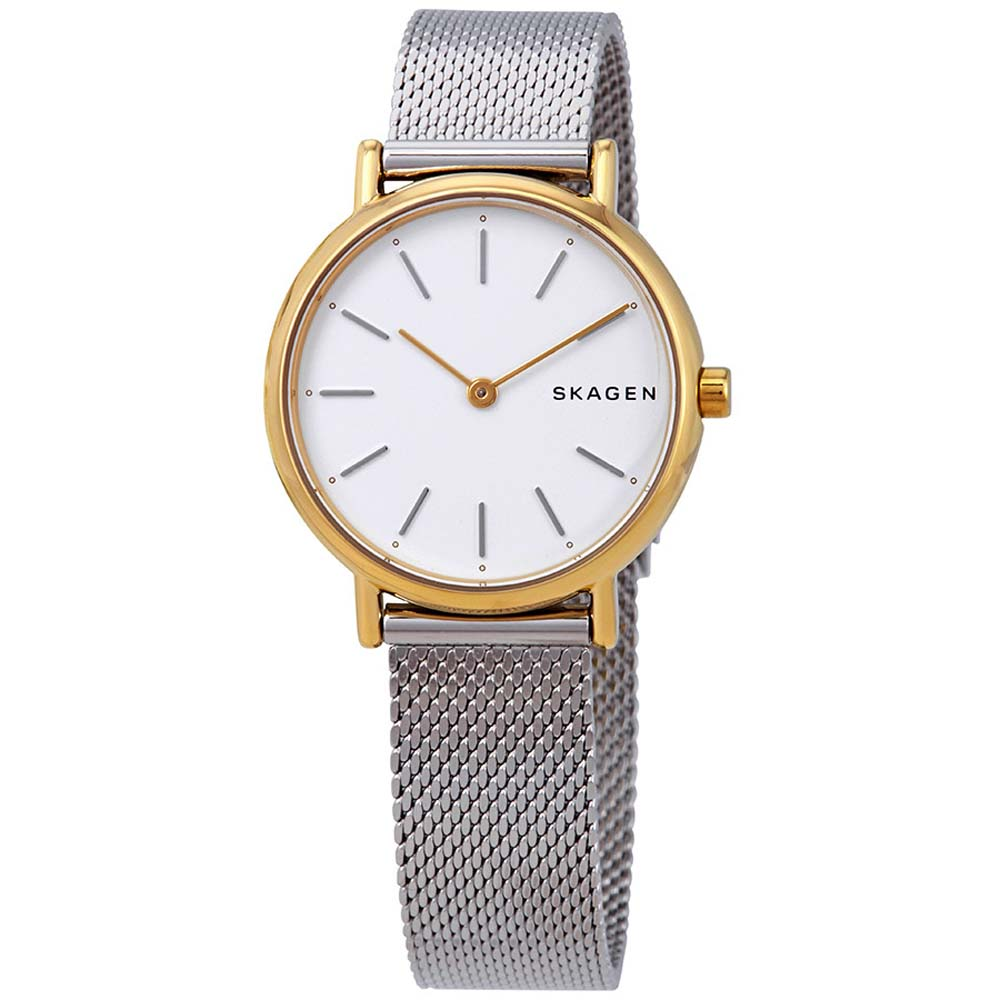 Skagen Signatur Slim SKW2729 Silver Stainless Steel Womens Watch