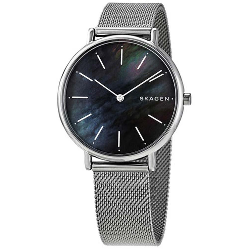 Skagen Signatur SKW2730 Silver-Coloured Stainless Steel Womens Watch