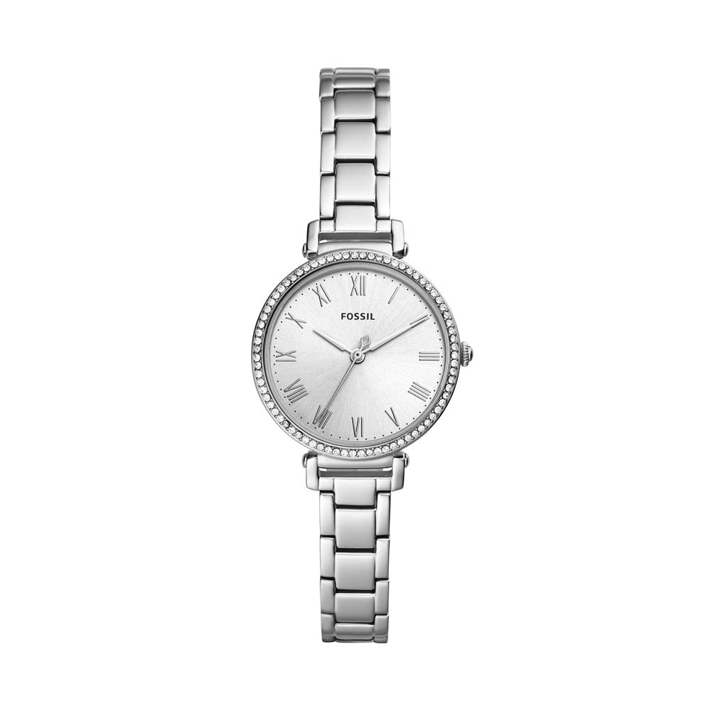 Fossil Kinsey ES4448 Silver Stainless Steel Womens Watch