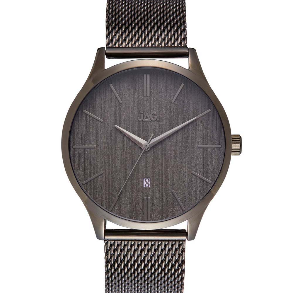 Jag Leroy J2280A Black Mens Watch