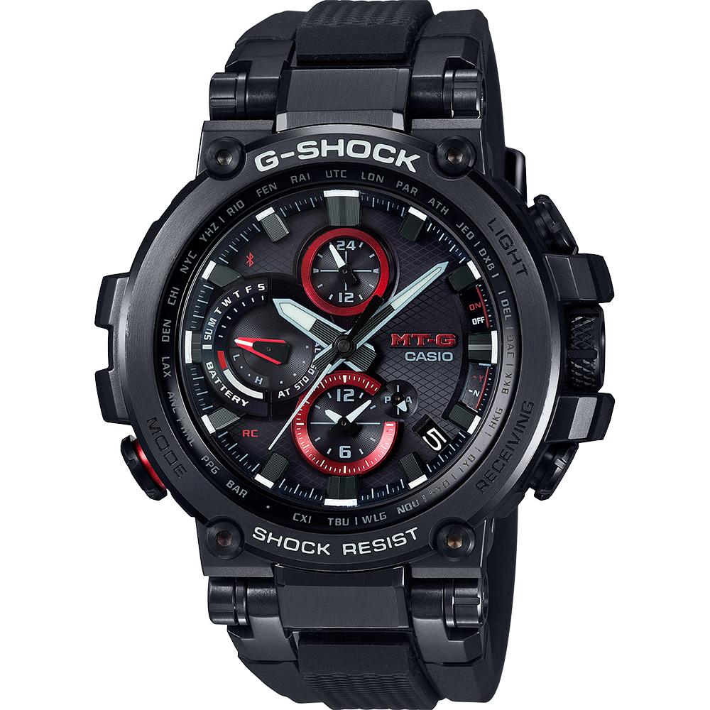 G-Shock Connected MT-G MTGB1000B-1A Triple G Resist Mens Watch