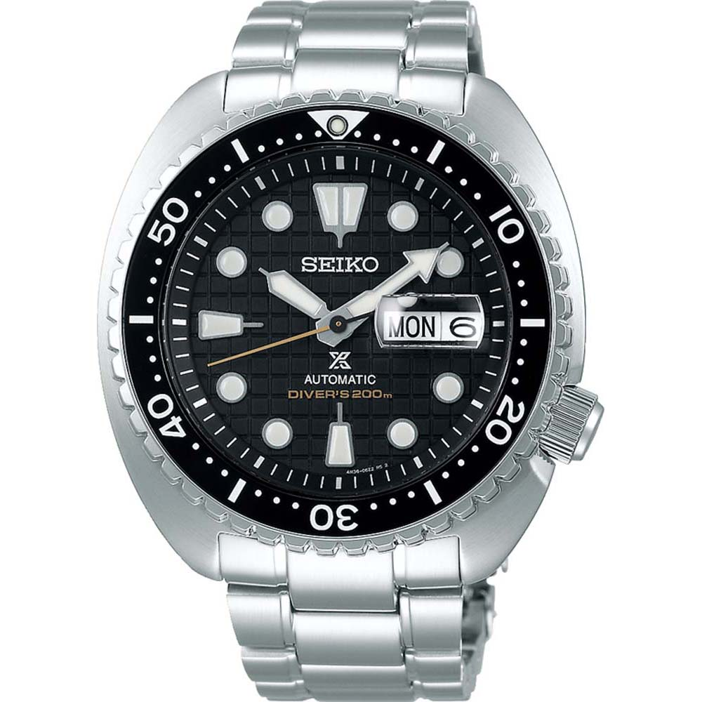 Seiko King Turtle Prospex SRPE03K Automatic Divers Stainless Steel Mens Watch