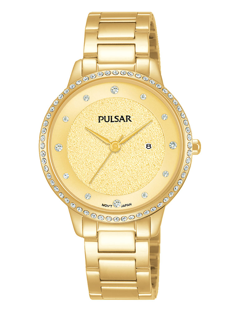 Pulsar PH7526X Swarovski Crystals Womens Watch
