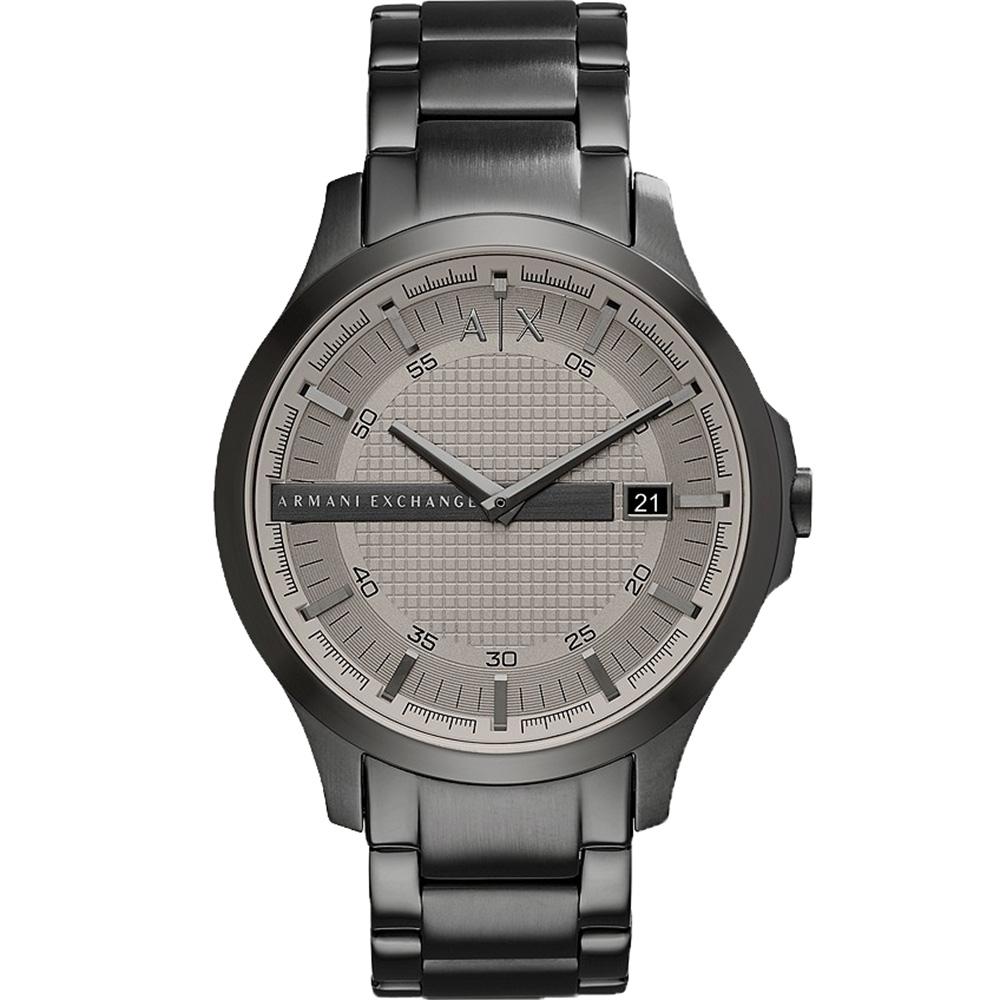 AX2194 Armani Exchange Hampton Gunmetal watch