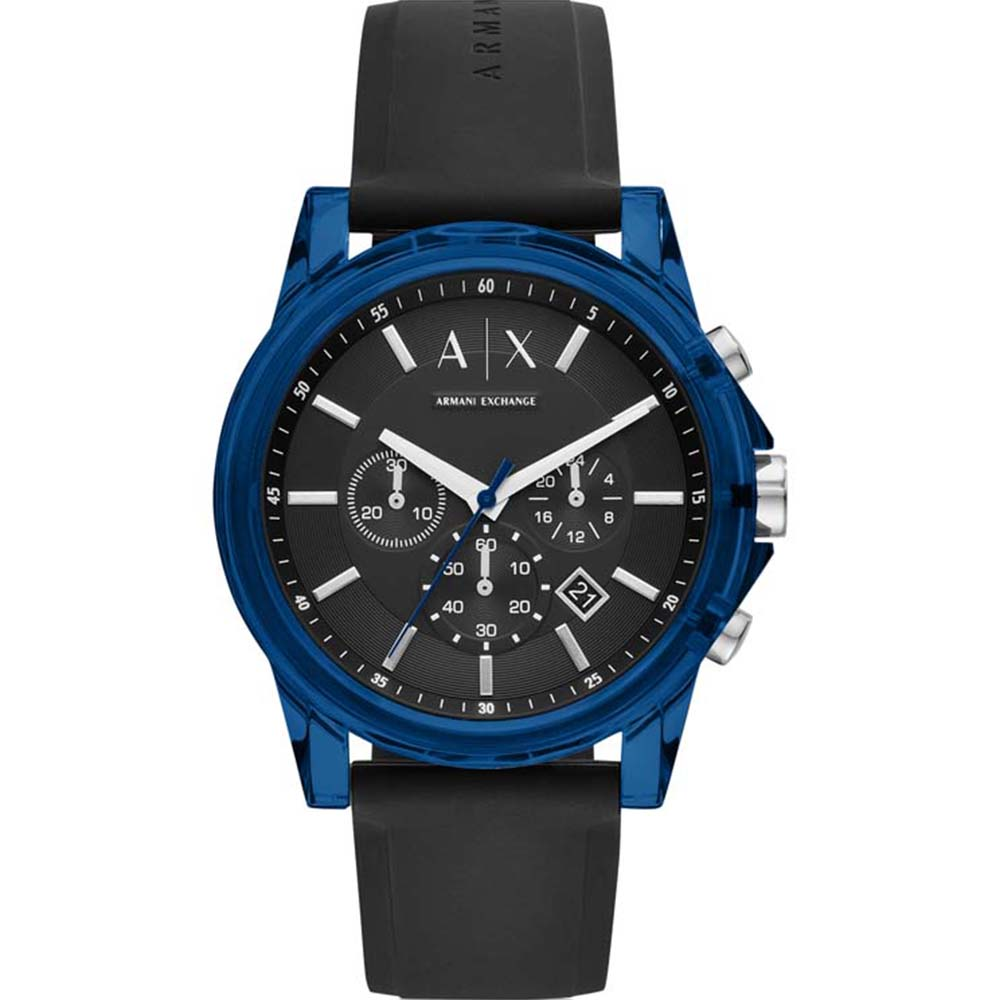 AX1339 Armani Exchange OuterBanks Blue Watch