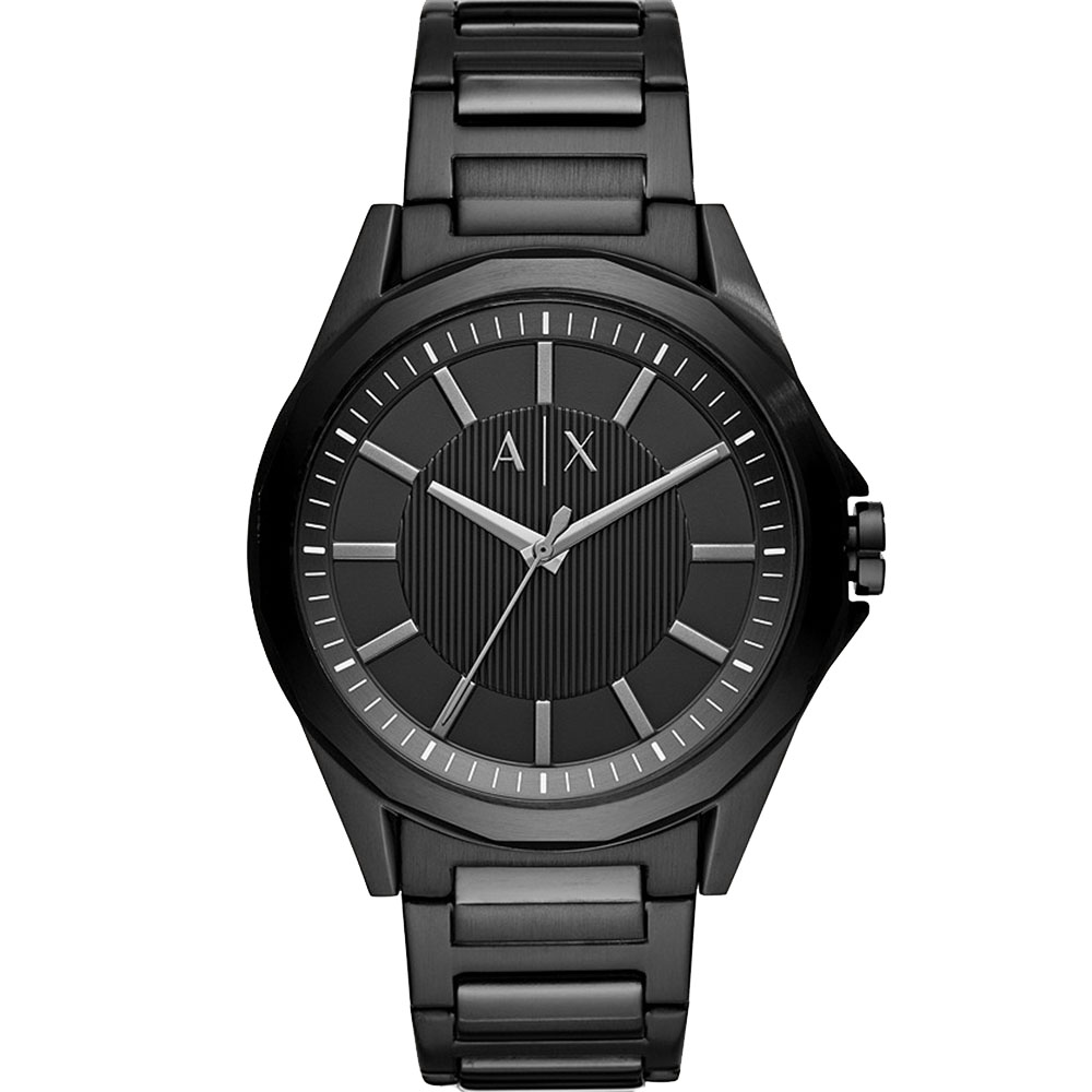 AX2620 Armani Exchange Mens Black Drexler Watch