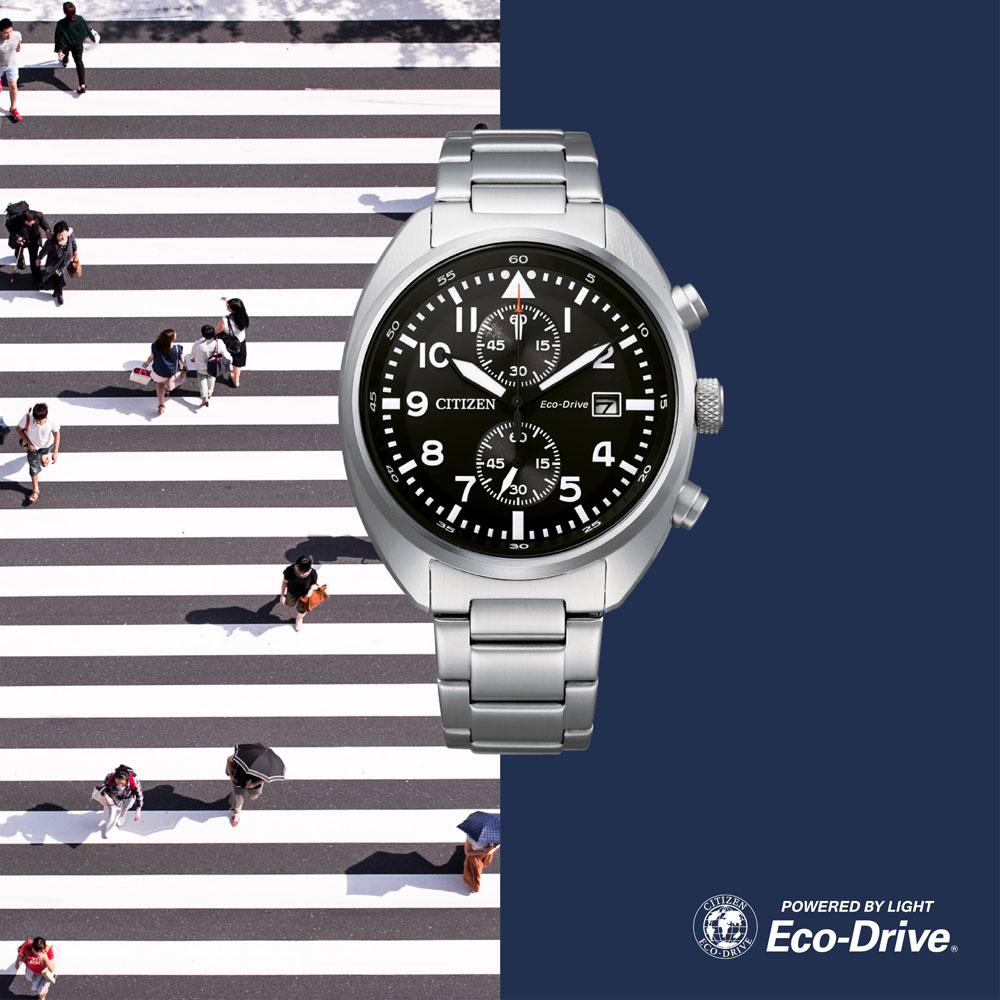 Citizen Eco-Drive CA7040-85E Mens Watch