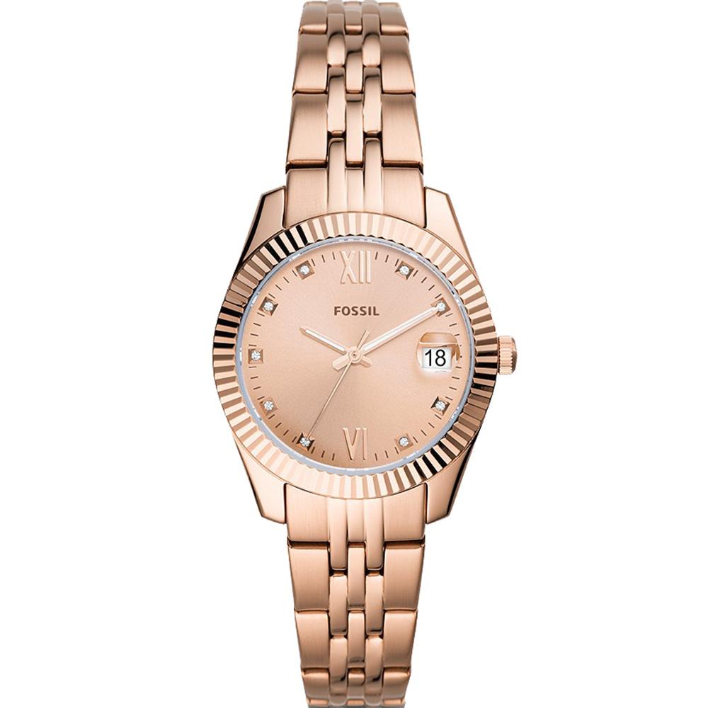 Fossil Scarlette Mini ES4898 Rose Womens Watch
