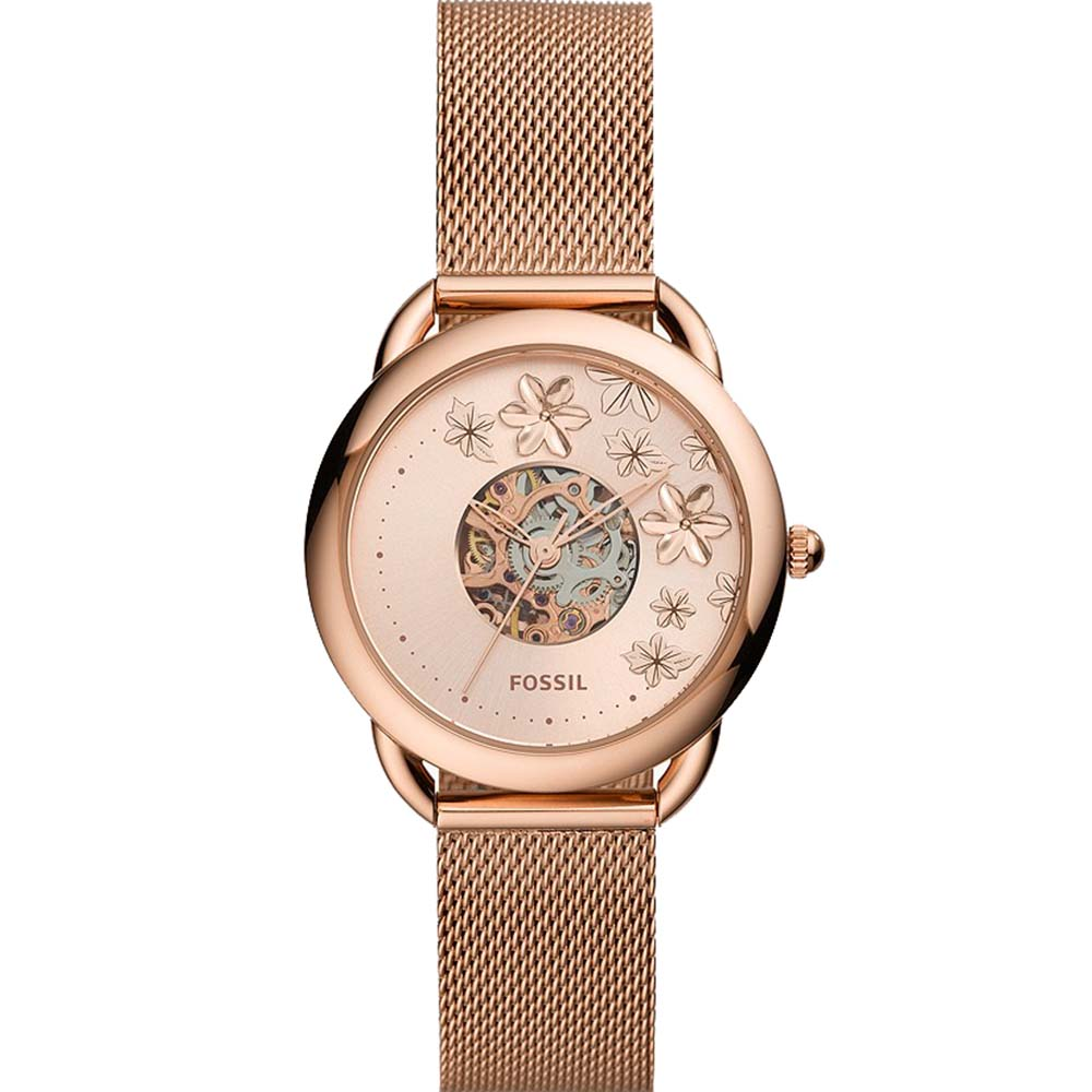 Fossil Tailor Me ME3187 Floral Rose Womens Watch
