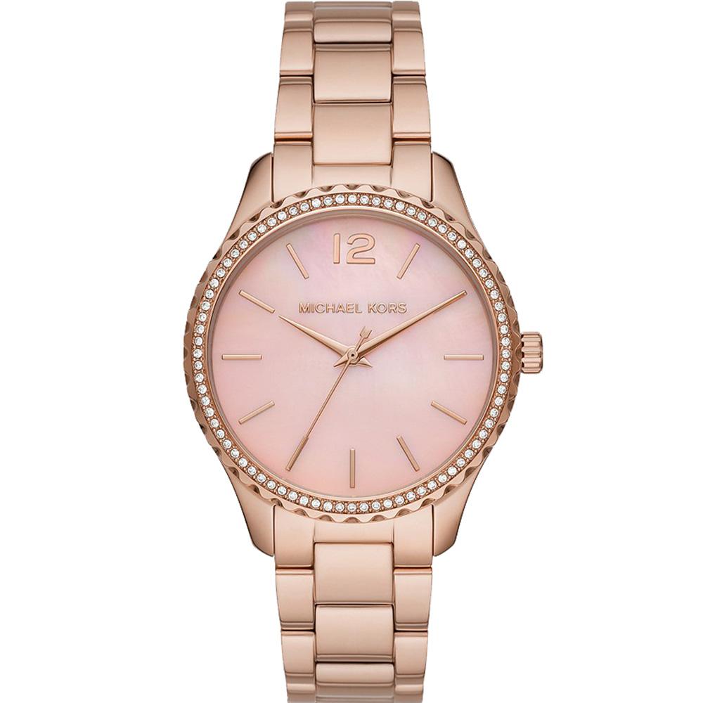 Michael Kors Layton MK6848 Rose Ladies Watch