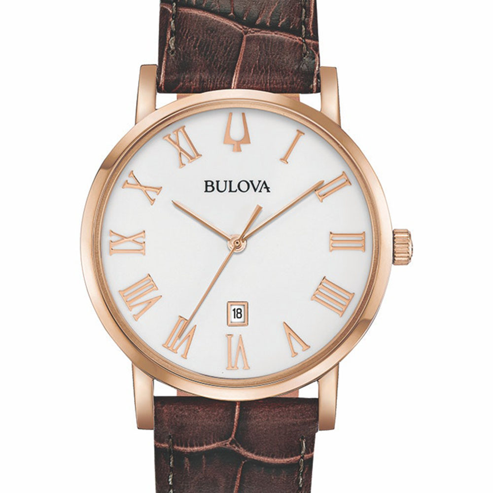 Bulova 97B184 Classic Automatic Mens