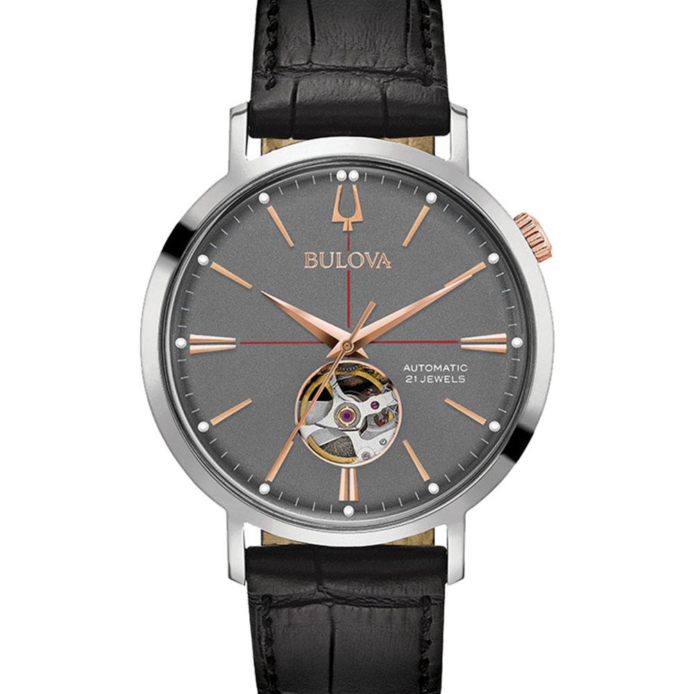 Bulova 98A187 Automatic Mens Watch