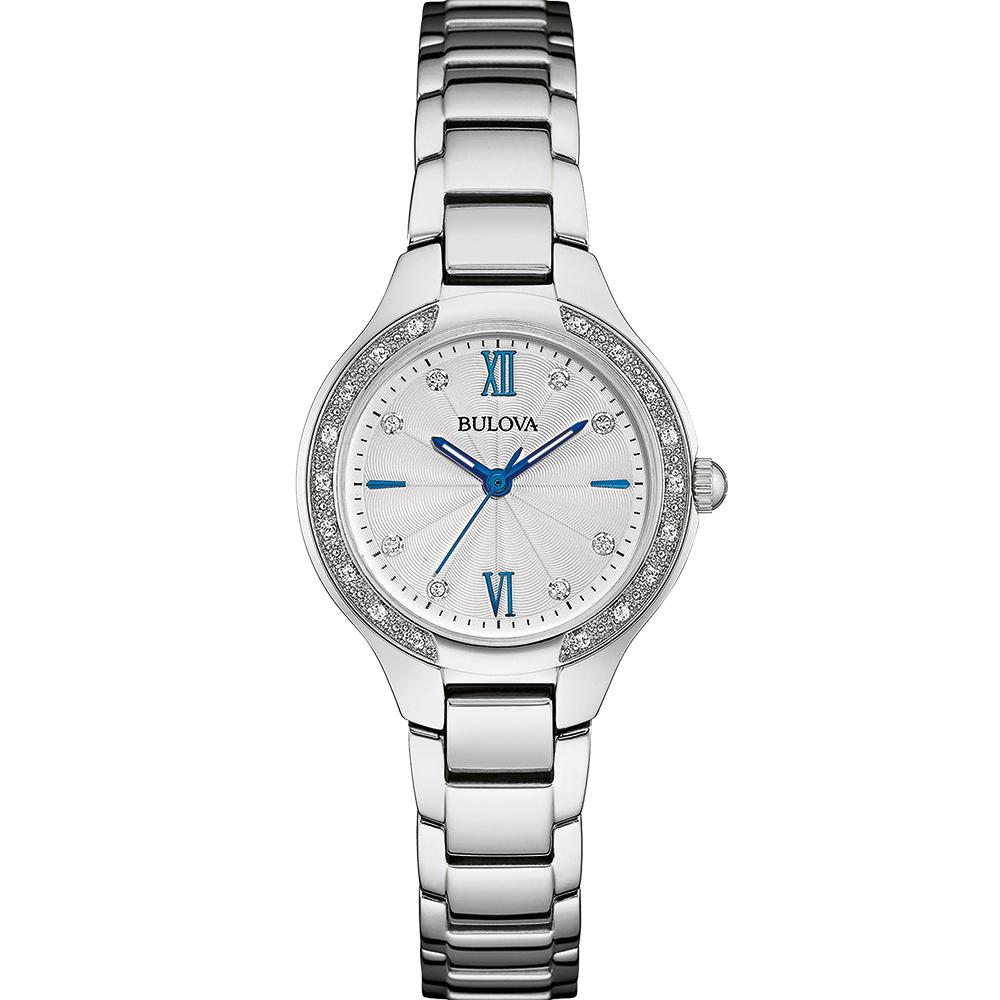 Bulova 96R208 Diamond Womens Watch