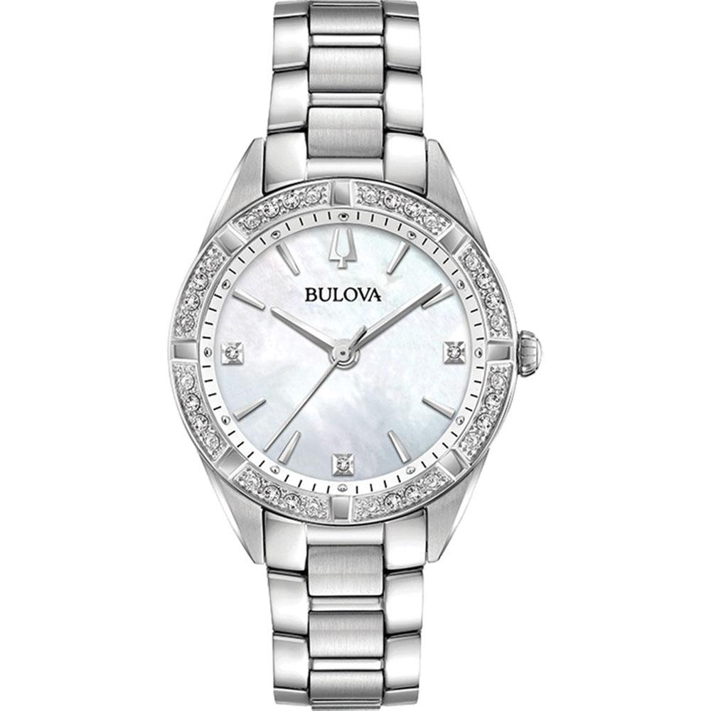 Bulova 96R228 Diamond Womens Watch