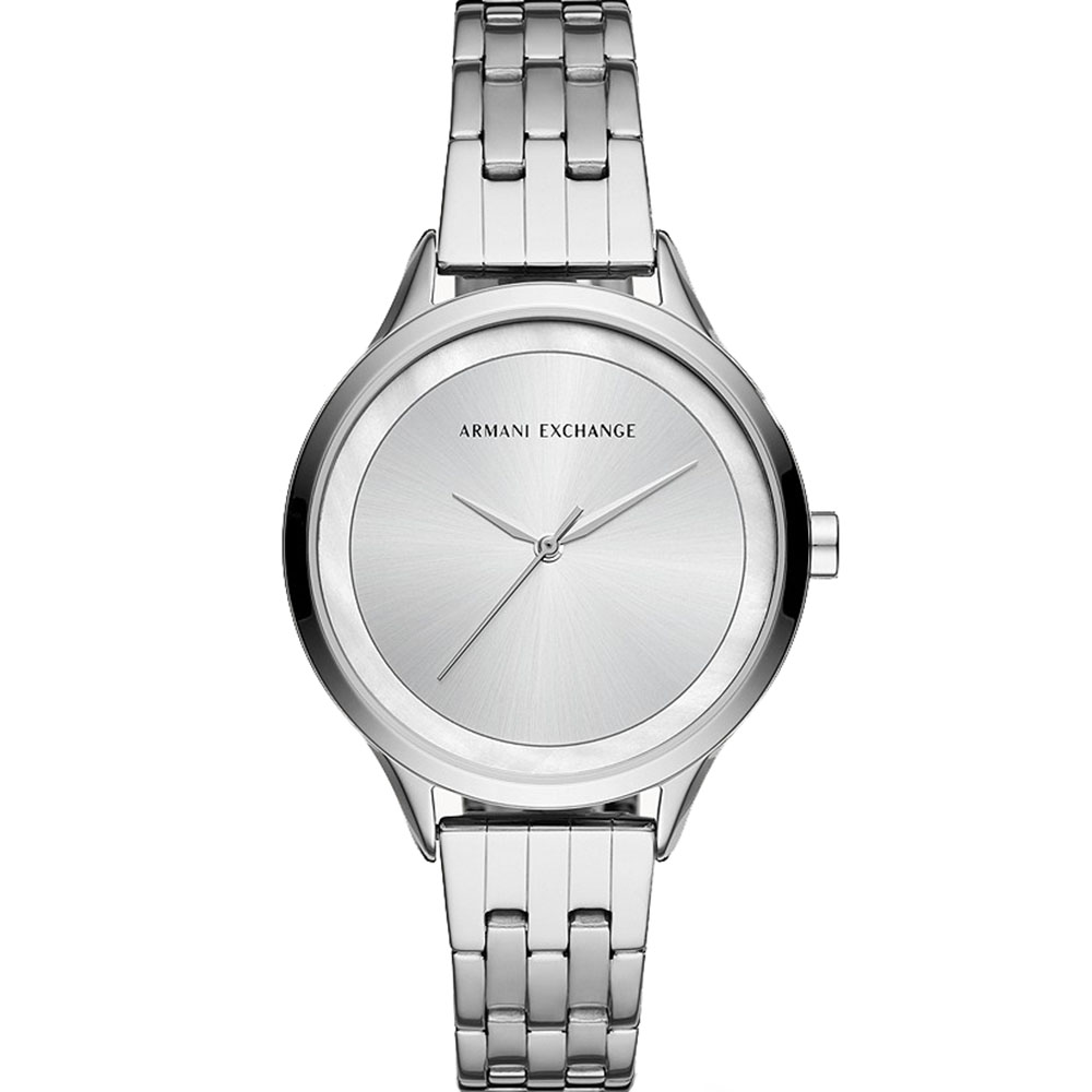 Armani Exchange AX5600 Harper Silver 50 Metres Water Resistant