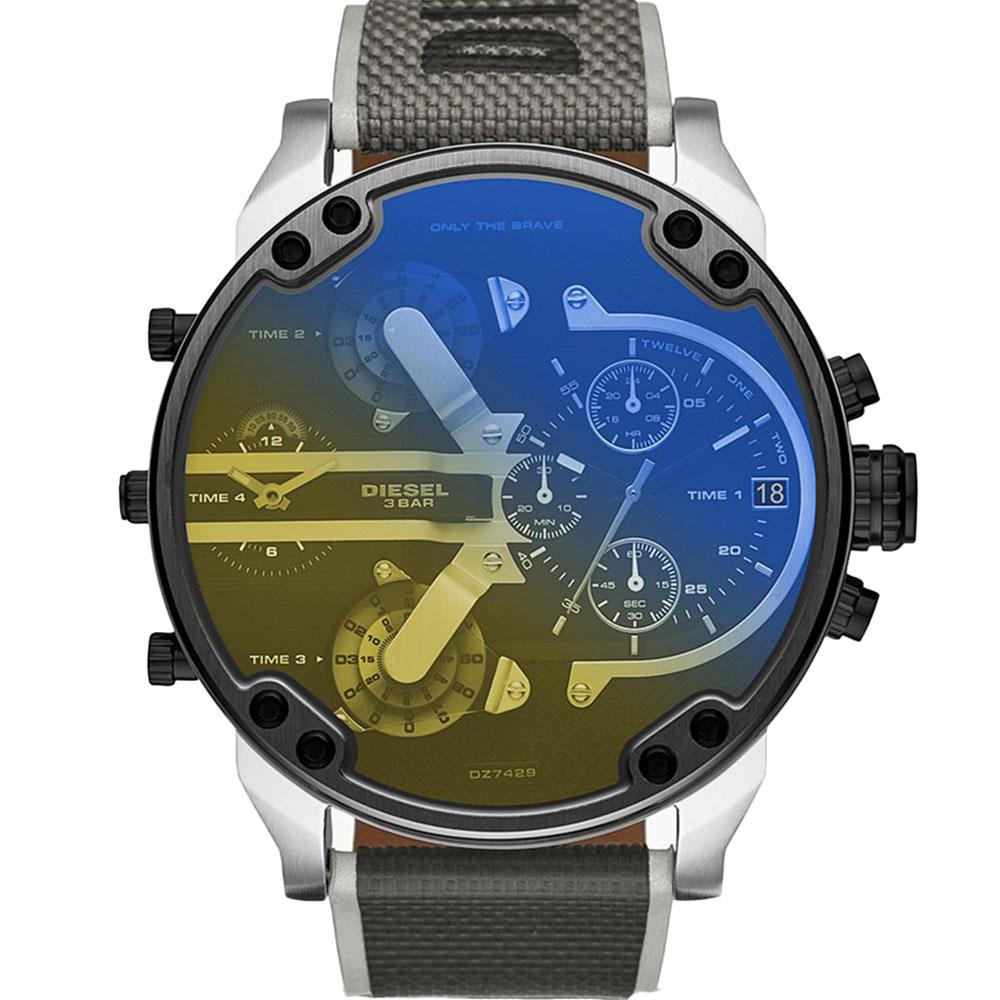 Diesel Mr Daddy DZ7429 Chronograph Multicoloured Mens Watch