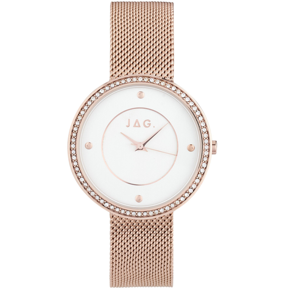 Jag Antoinette JME0022A IPRG Rose Gold Womans Watch