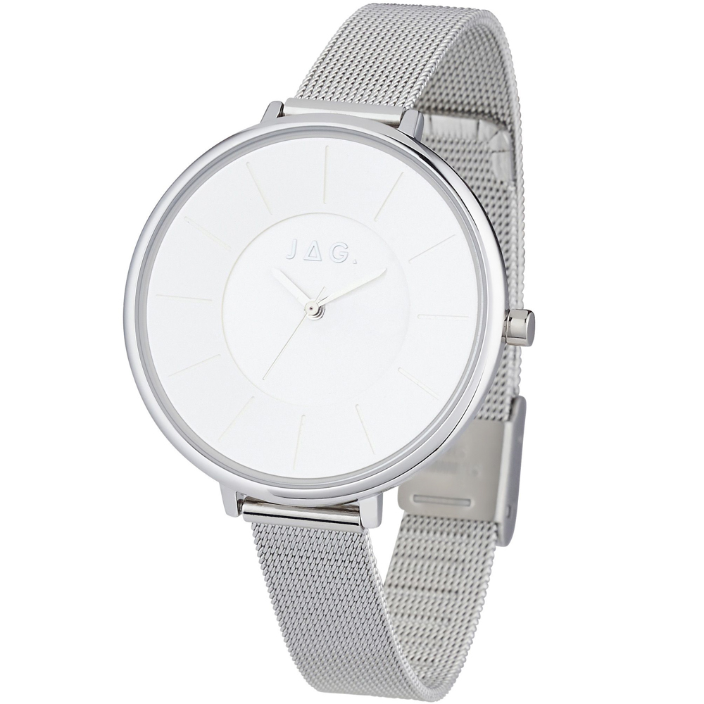 Jag J2359A Silver Womans Watch