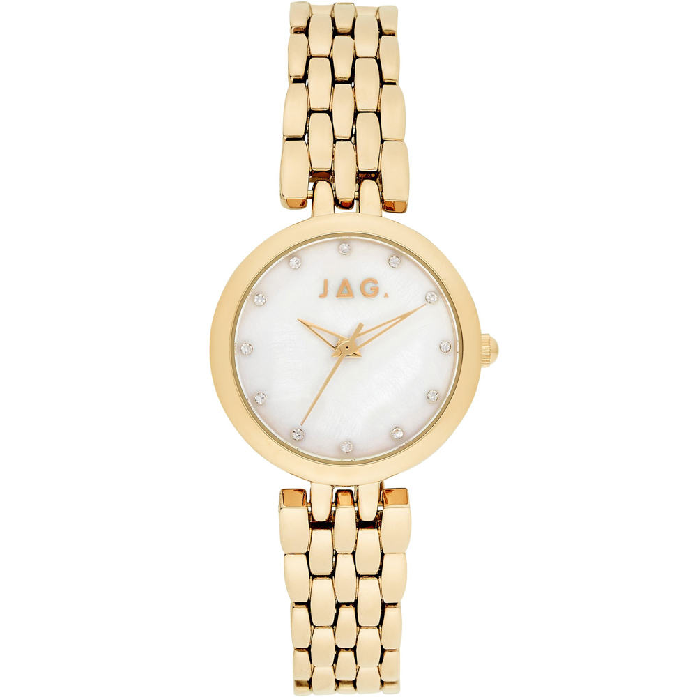 Jag Madeline 748 0764 Gold Womans Watch