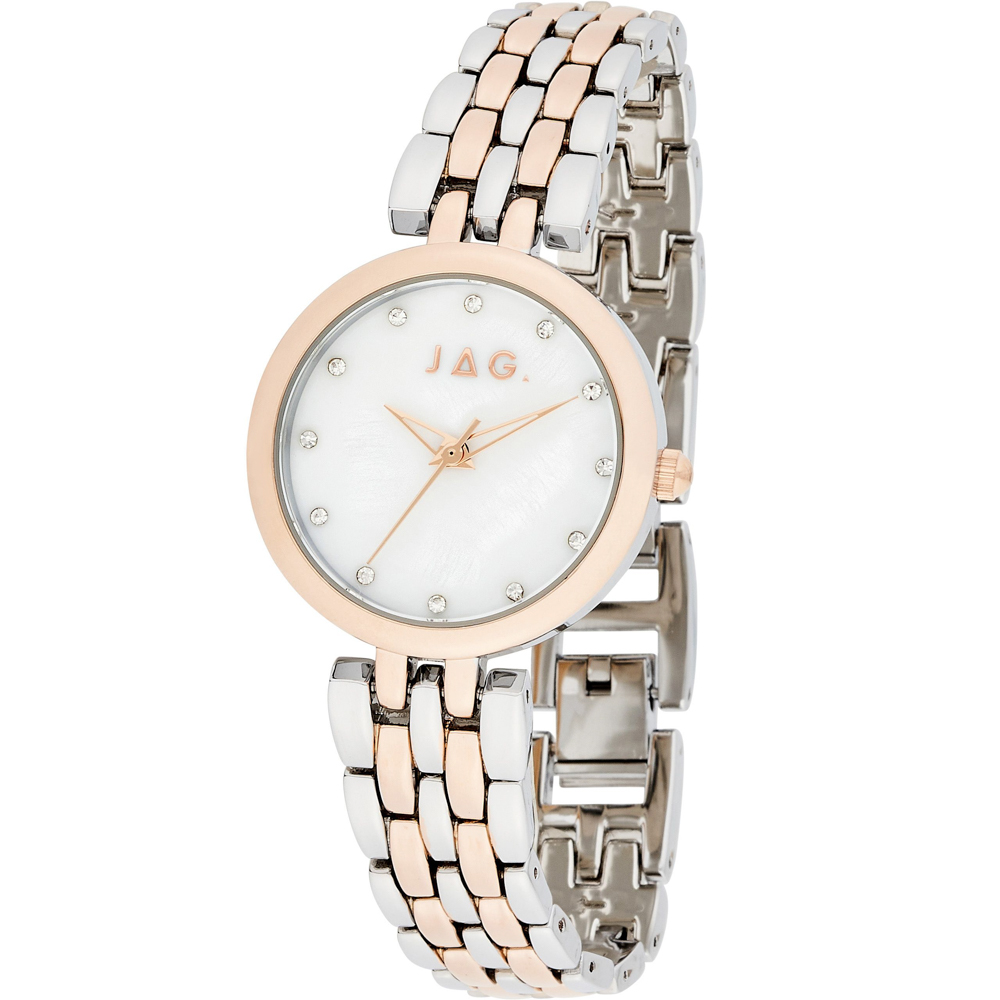 Jag Madeline IPRG 748 0767 Two tone Womans Watch