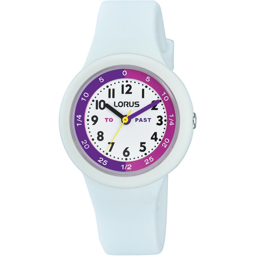 Lorus RRX95EX9 Time Teacher Watch
