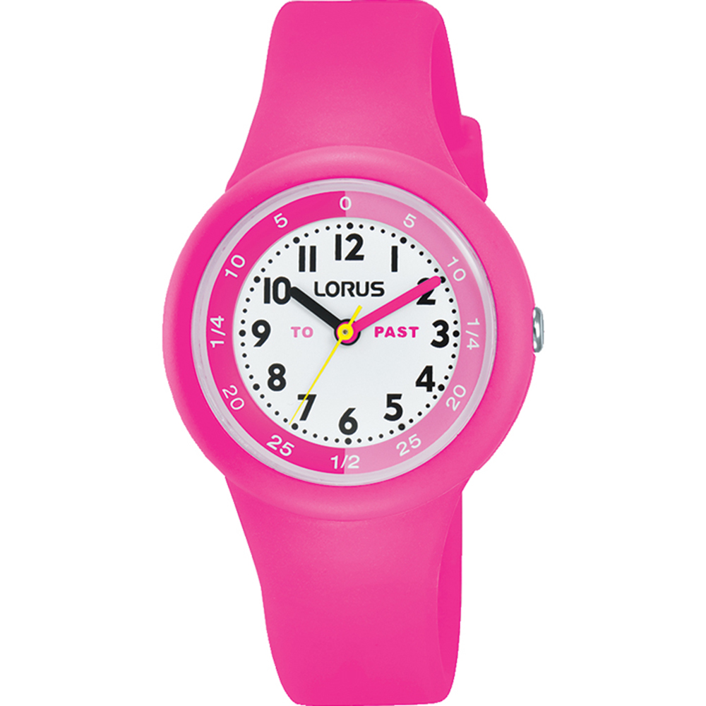 Lorus RRX99EX9 Time Teacher Kids Watch