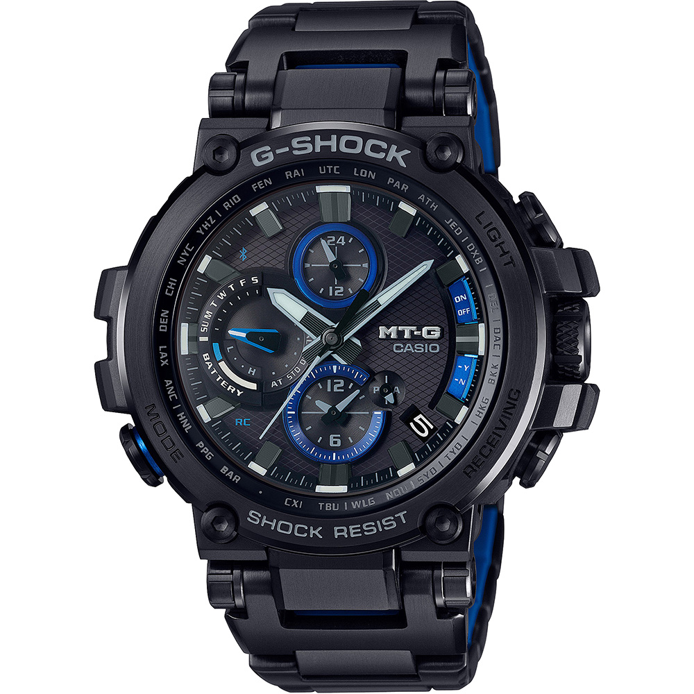 G-Shock Connected MT-G MTGB1000BD-1A Triple G Resist Mens Watch