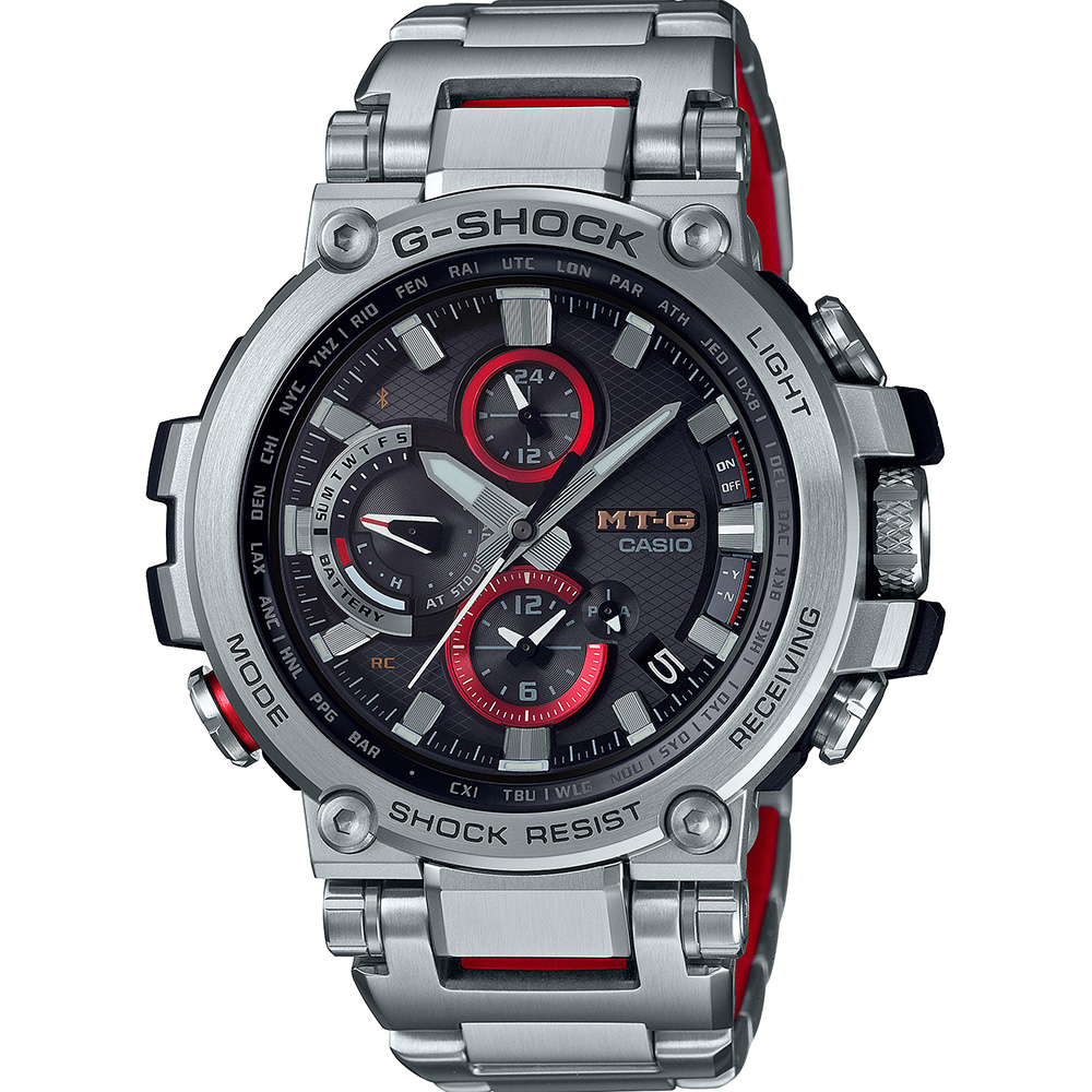 G-Shock Connected MT-G MTGB1000D-1A Triple G Resist Mens Watch