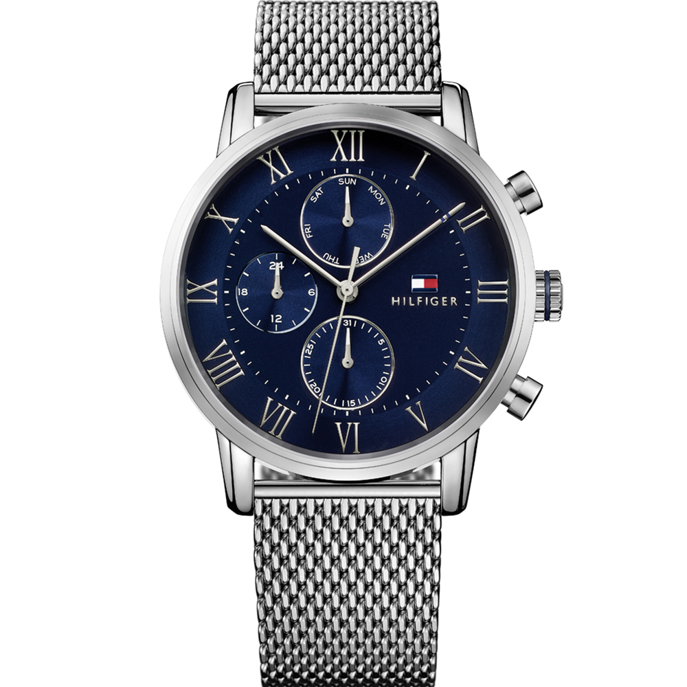 Tommy Hilfiger Kane Collection 1791398 Mens Watch