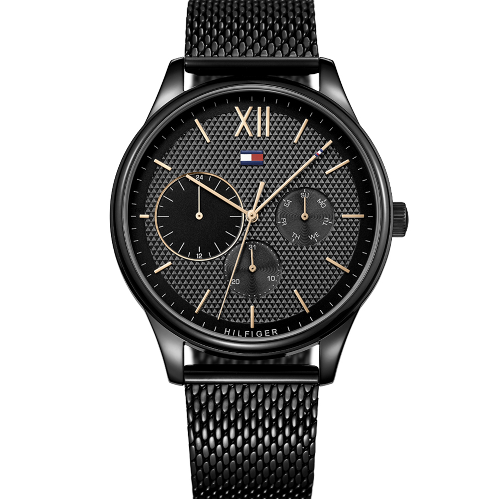 Tommy Hilfiger Damon Collection 1791420 Mens Watch