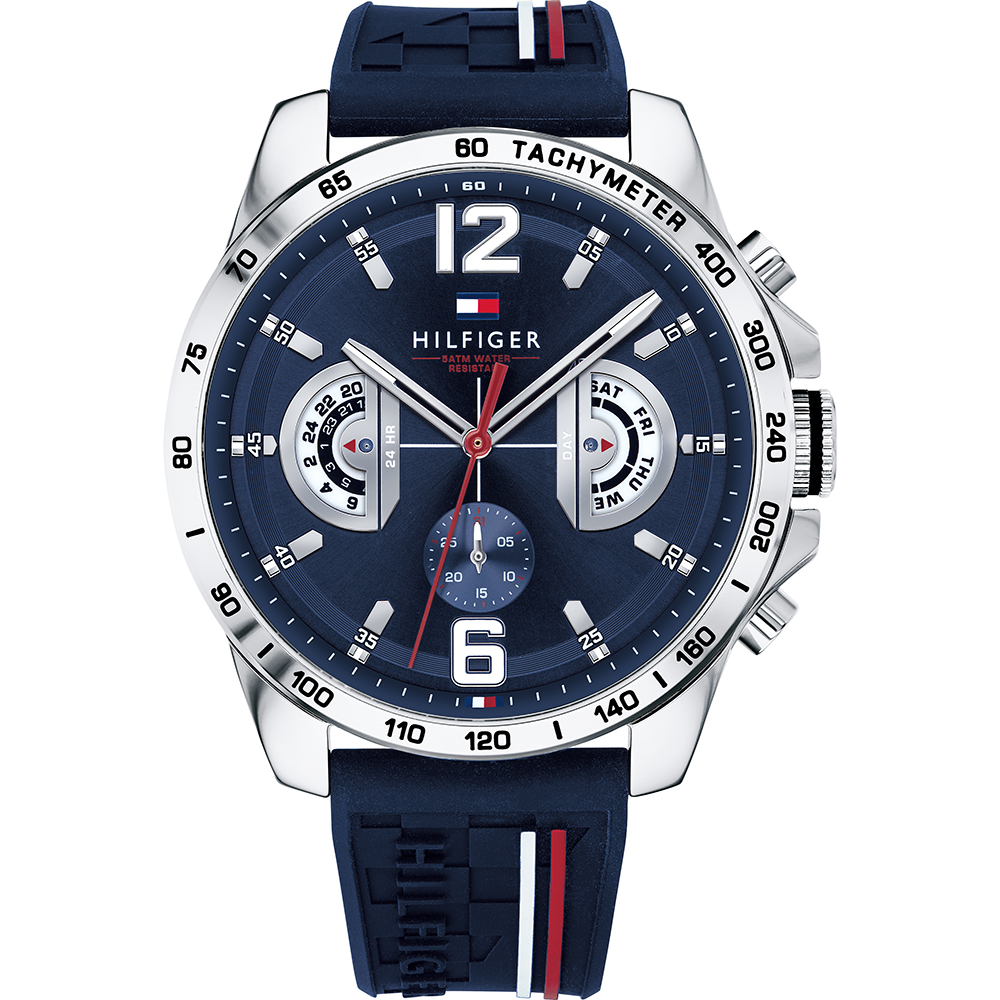 Tommy Hilfiger Decker Collection 1791476 Mens Watch