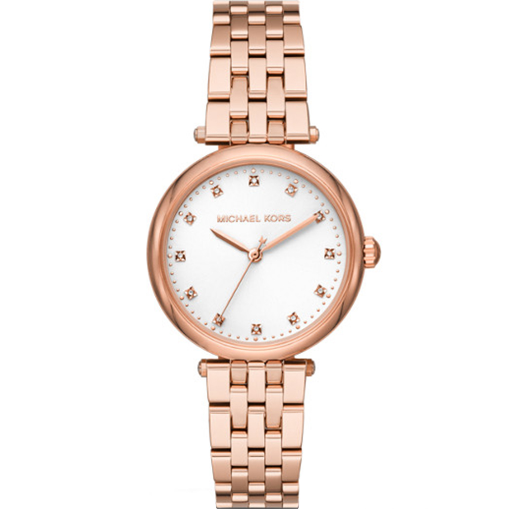 Michael Kors Darci Diamond MK4568 Rose Tone Womens Watch