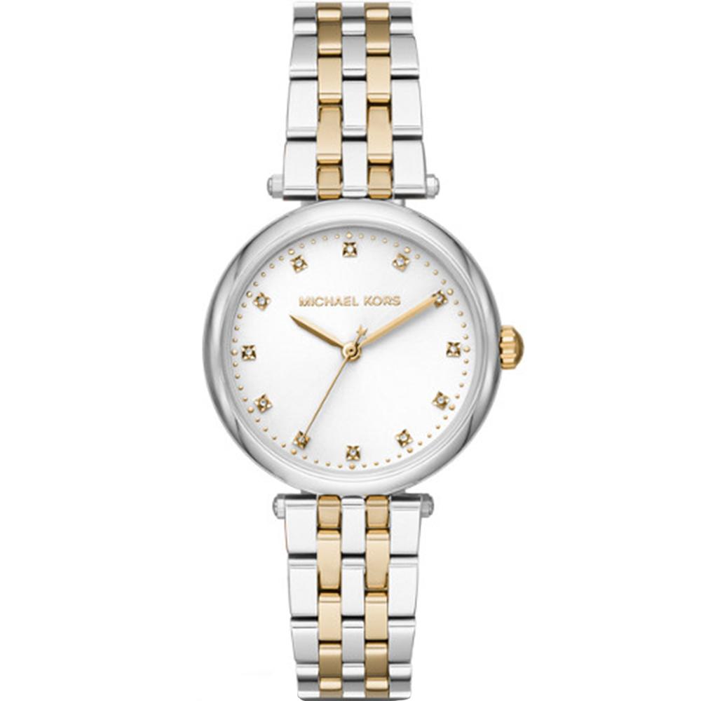 Michael Kors Darci Diamond MK4569 Two tone Womens Watch
