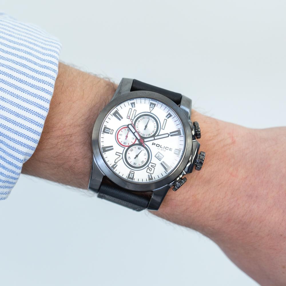 Police Thrust Chronograph Mens Watch