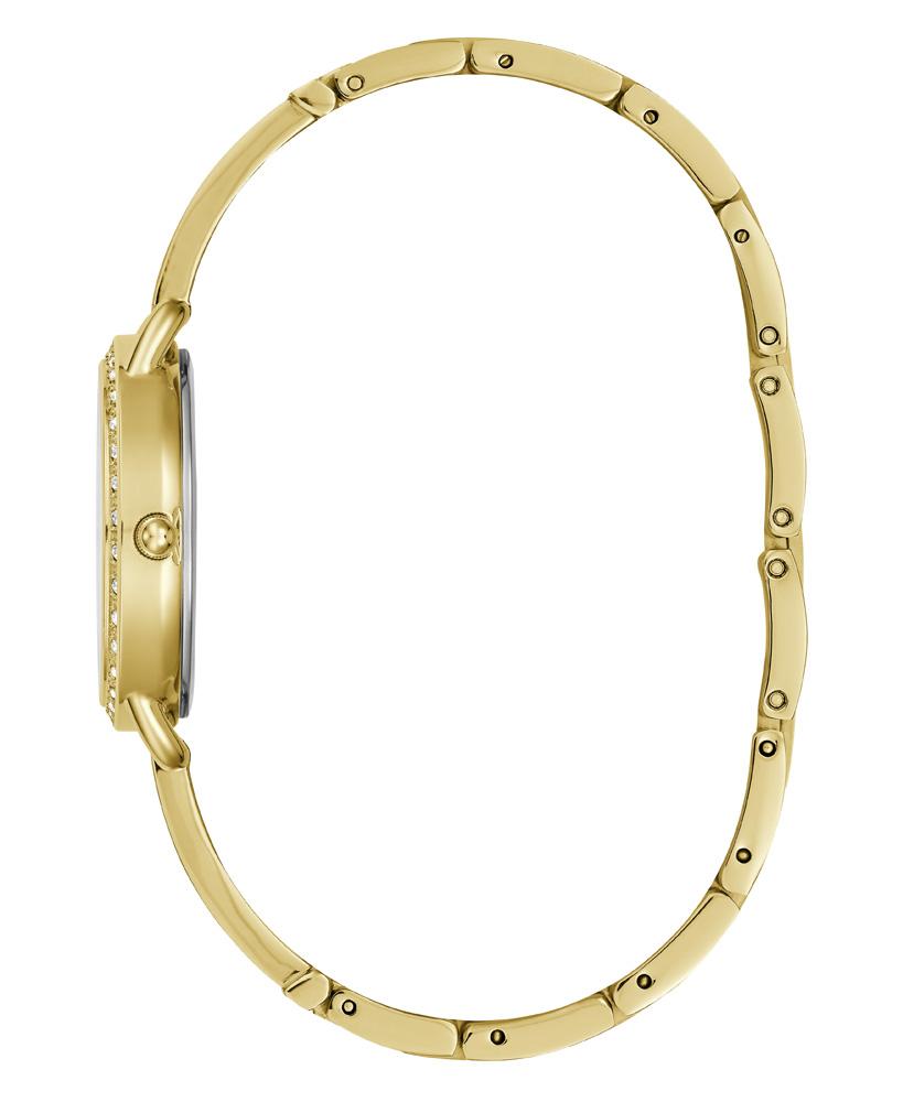 Guess Bellini GW0022L2 Stone Set Gold Tone Womens Watch