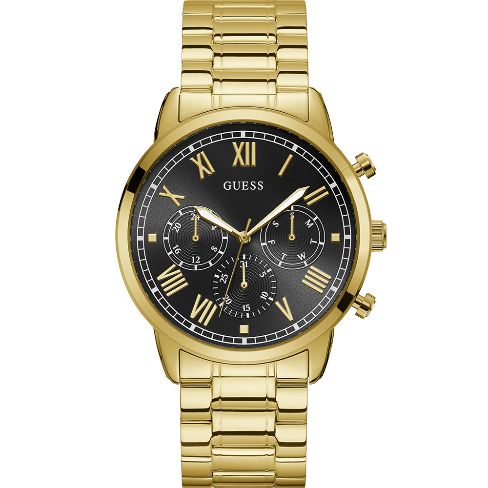Guess Hendrix W1309G2 Gold Tone Mens watch