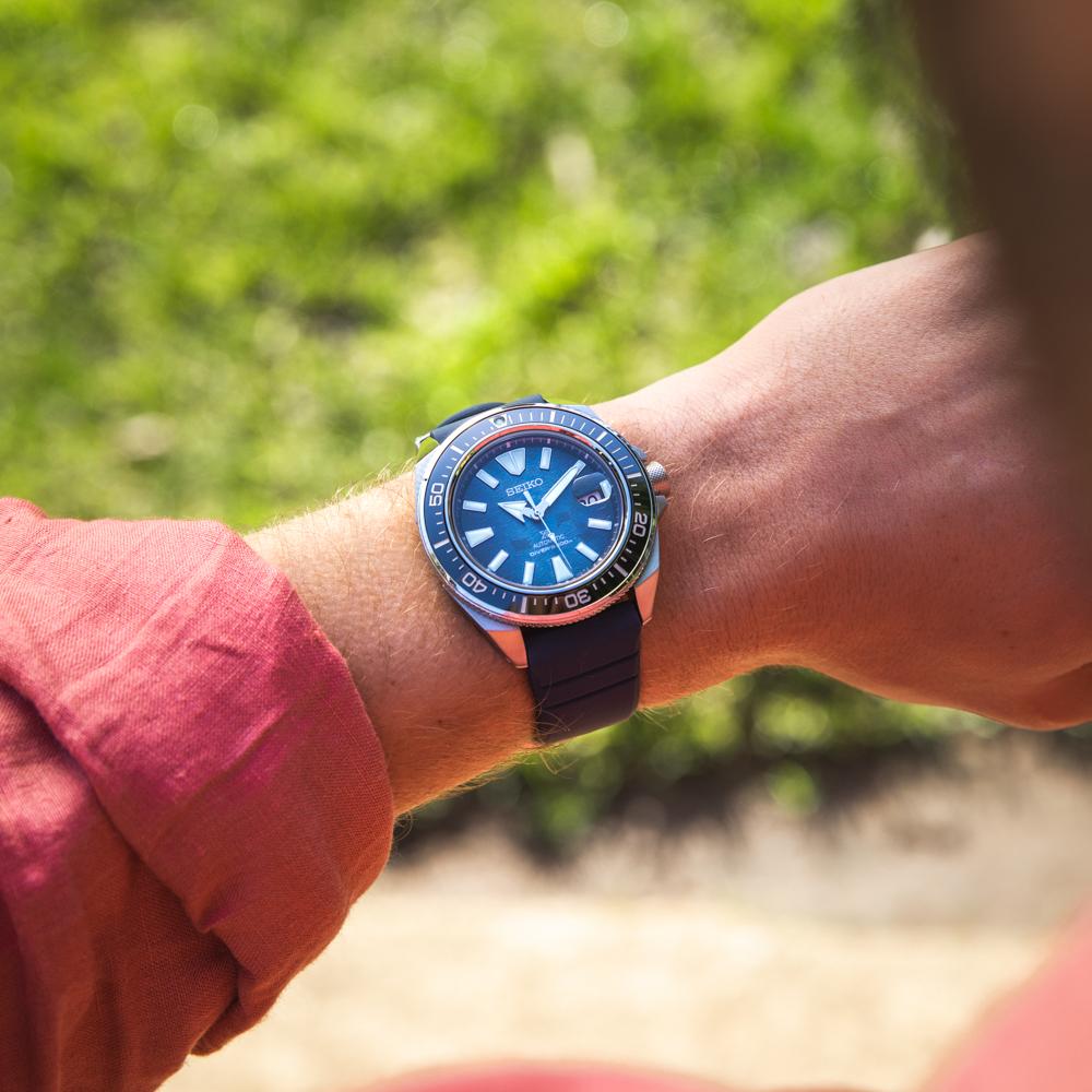 Seiko Prospex SRPF79K Automatic 200 Metres Divers Watch