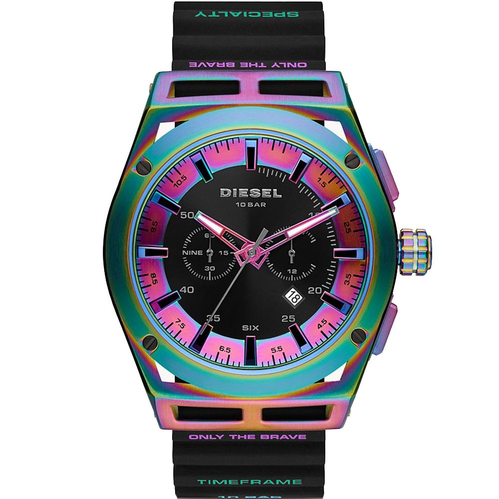 Diesel Timeframe DZ4547 Multi Coloured Mens Watch
