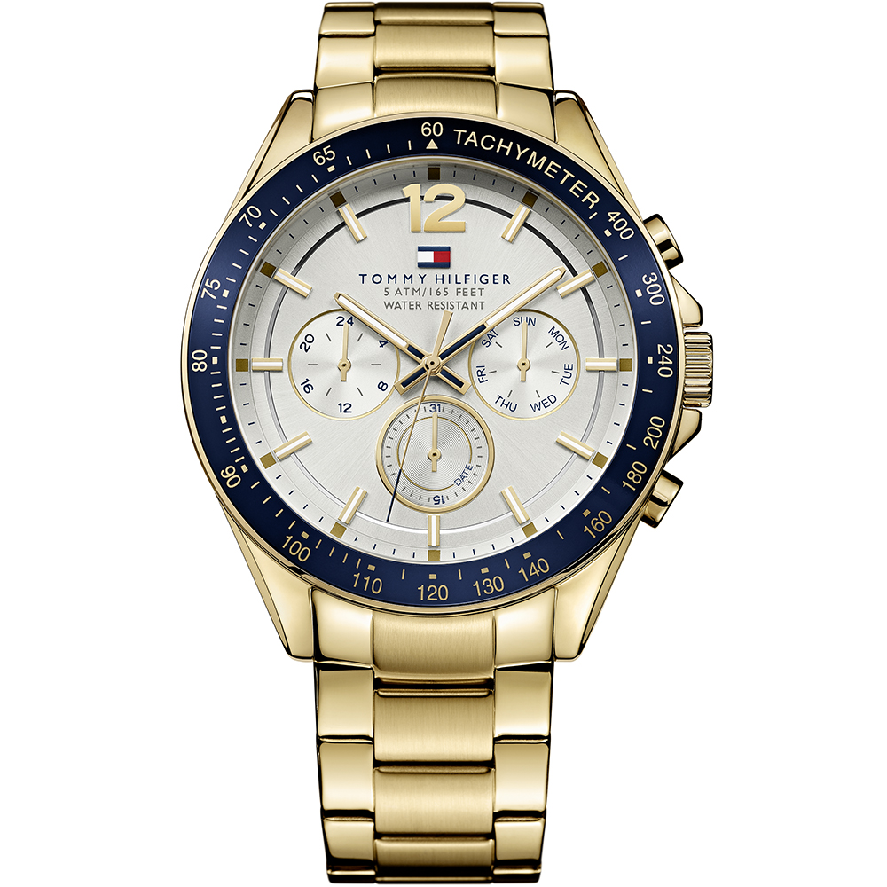 Tommy Hilfiger 1791121 Multi Function Mens Watch