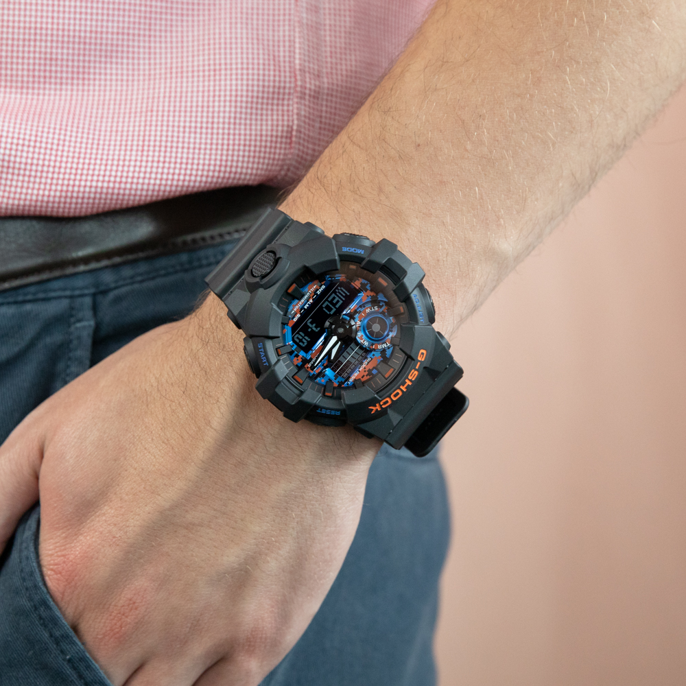 G-Shock GA700CT-1A City Camouflage Series