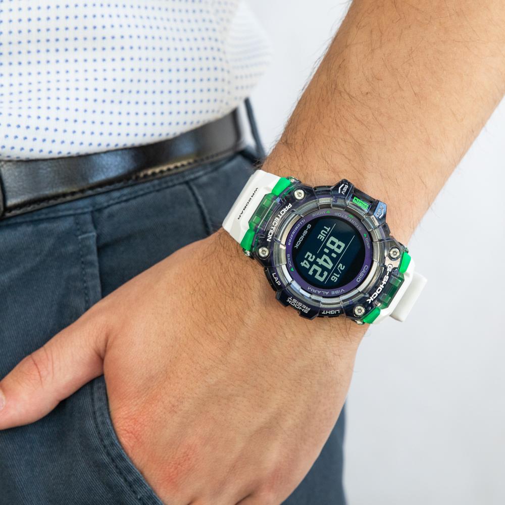 G-Shock G-Squad GBD100SM-1A7  Bluetooth Smartphone Access