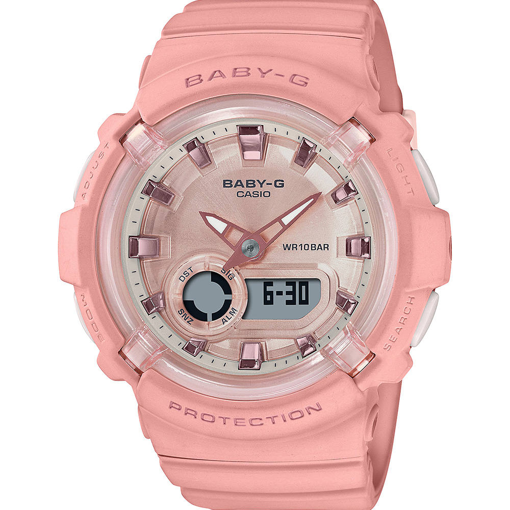 Baby-G BGA280-4 Pink Womens Watch