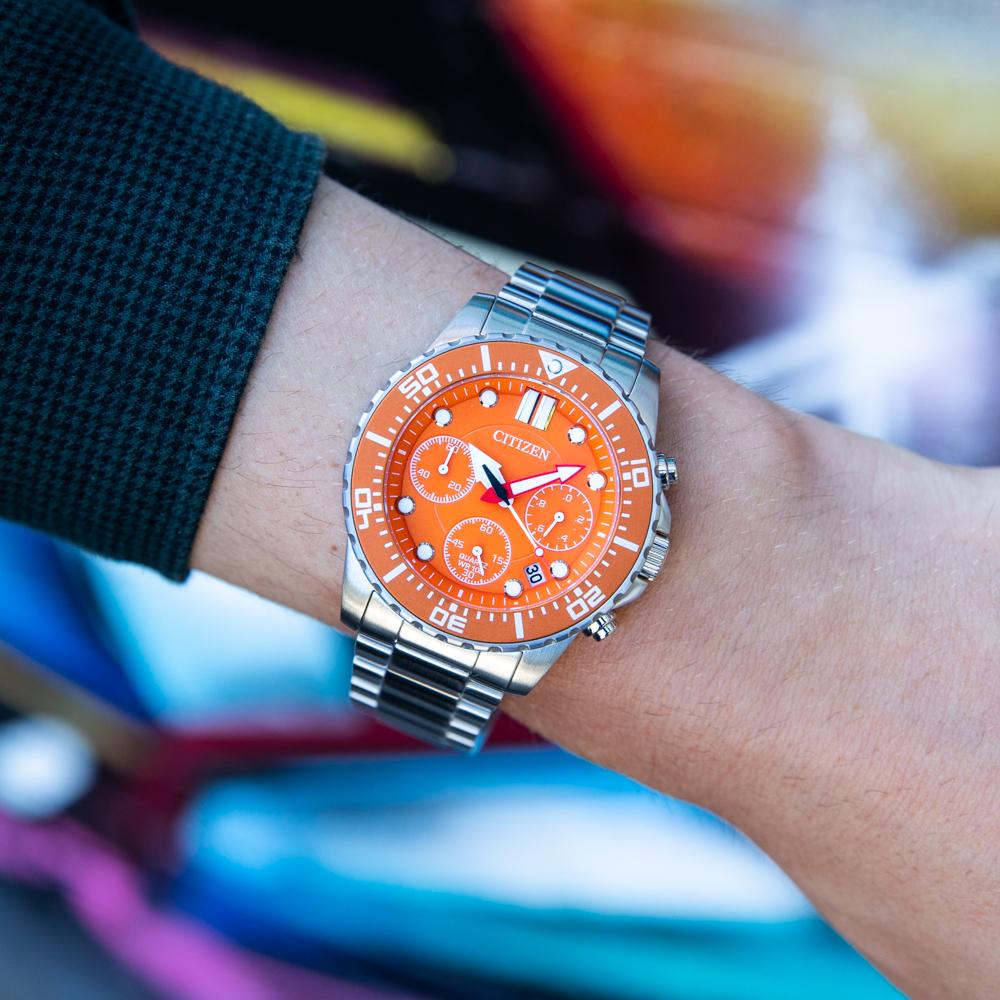 Citizen AI5008-82X Chronograph Mens Watch