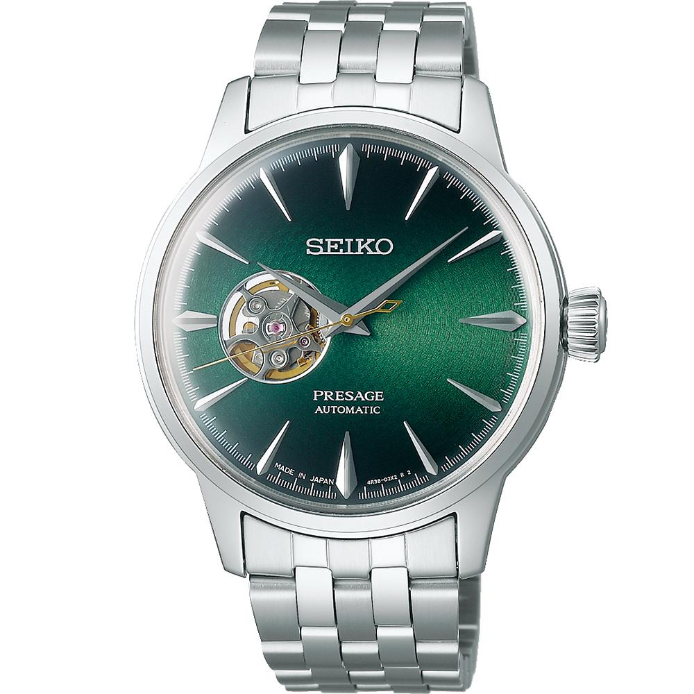 Seiko SSA441J Presage Automatic Mens Watch