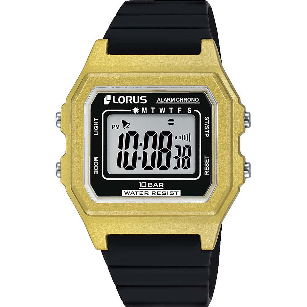 Lorus R2309NX-9 Digital Alarm Mens Watch